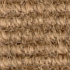 Natural coir Chunky boucle natural
