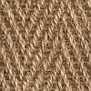 Natural coir Herringbone  Natural
