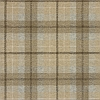 Axminster Eco tartan carpet Maple 100% undyed wool