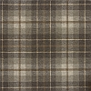 Axminster Eco tartan carpet Tonal 100% undyed wool