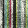 100% wool corded loop Jazz Stripe - High Voltage