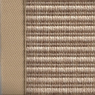 Cordgrass Pampas beach stain resistant  runner std 66cm and bespoke