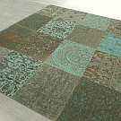 The Jacquard weave rug collections
