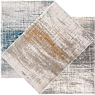 The Mad Men Griff Collection - woven jacquard rugs by De Poortere Deco