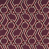 Quirky B designer 80/20 woven wilton Chainmail col Figaro