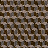 Quirky B designer 80/20 woven wilton  Cube - Kent