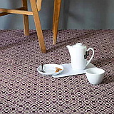 Be Quirky Bee Geo Damson room set - 80/20 woven axminster carpets