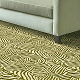 Be Quirky Bee Zebo Moss room set - 80/20 woven axminster carpets