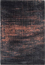 Jacquard woven rug Mad Men Griff  Soho Copper