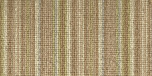 100% 3ply wool loop Deco Stripe - Kensington
