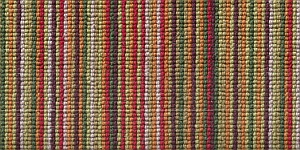 100% 3ply wool loop Deco Stripe - Notting Hill