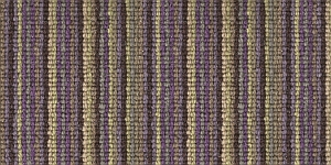100% 3ply wool loop Deco Stripe - Wimbledon