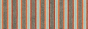 Margo Selby Stripe 100% wool loop Frolic Deckchair 1921