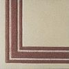 Line & Loop 100% wool Ultimate inlaid  border design